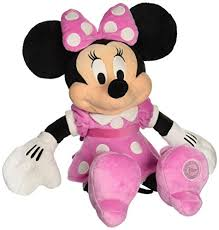 minnie mouse plush plush black white minnie mouse plush toy 7