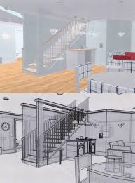 home floor plans with basement basement finish basement finish floor plans and 3d design