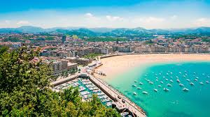 San Sebastian Spain Map by San Sebastian Hotels From 27 Cheap Hotels Lastminute Com