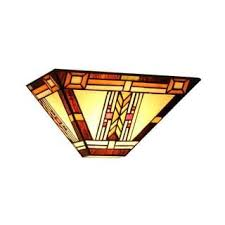 Mission Style Wall Sconce Sconces Tiffany Style Lighting Shop The Best Deals For Nov 2017