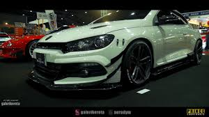 volkswagen coupe 2012 volkswagen scirocco 2012 custom modified youtube