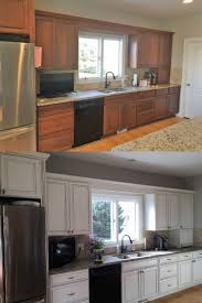 kitchen cabinet refinishing premier painting kitchen cabinet refinishing washington mi