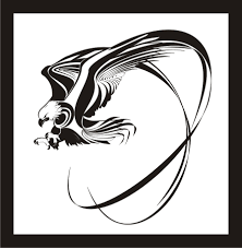 eagle tattoo clipart oo abstract eagle oo by sp chonchu on deviantart my style