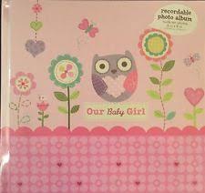 cr gibson photo albums c r gibson baby keepsakes announcements ebay