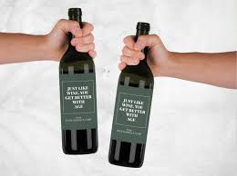 wine birthday corporate gift ideas u2013 create personalised wine for your business