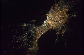World Map At Night by Space In Images 2011 01 Manila By Night