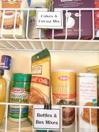 Organize My Kitchen Cabinets How I Organize My Kitchen The Pantry Organizing Made Fun How I