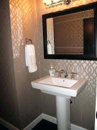 Modern Wallpaper For Bathrooms Bathroom Best Wallpaper For Bathrooms Designs