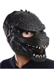 godzilla child mask halloween costumes