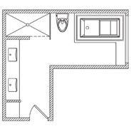 bathroom floorplans floor plan options bathroom ideas planning bathroom kohler