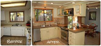 refinished kitchen cabinets unique how to resurface kitchen