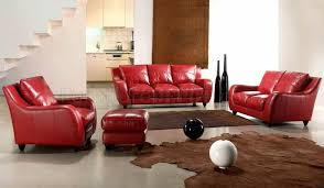 Modern Leather Living Room Set Living Room Great Vintage Solid Oak And White Upholstery Complete