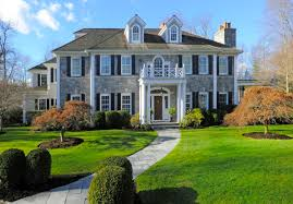 colonial mansion 6 5 million georgian colonial mansion in greenwich ct homes of
