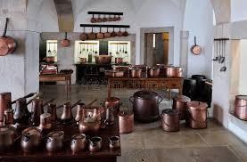 cuisine du portugal la cuisine au palais national de pena sintra portugal image