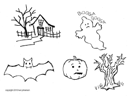 halloween things to draw