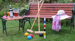 Outdoor Backyard Games Croquet Outdoor Lawn Game Rules And Unofficial Drinking Game Rules