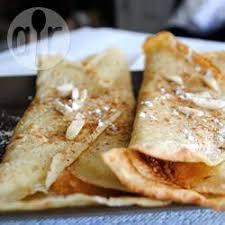 recette de cuisine allemande recette crêpes allemandes faciles pfannkuchen toutes les