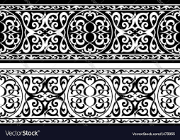 arabian or ornament royalty free vector image