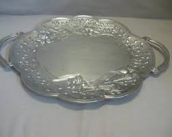 butterfly serving platter lenox tray etsy