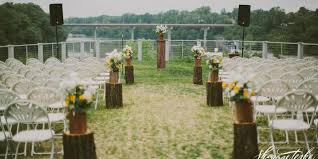 wedding venues appleton wi cellar at riverview gardens weddings