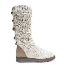 sweater boots with buttons s boots muk luks