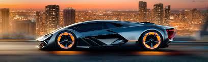 lamborghini concept cars lamborghini terzo millennio concept self healing electric supercar
