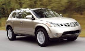 nissan murano white nissan murano sl awd road test reviews car and driver