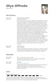 General Resume Sample by General Worker Resume Samples Visualcv Resume Samples Database