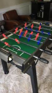 Wilson Foosball Table Foosball Table Kijiji In Barrie Buy Sell U0026 Save With