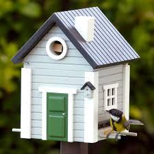 Garden Haus Kaufen Vogelhaus Graues Haus Wildlife Garden Vogel Und