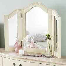 Dressing Table Shabby Chic by Juliette Shabby Chic Champagne Dressing Table Mirror Only