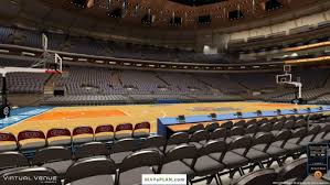 msg seating chart 3d real fitness