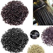 micro bead hair extensions micro bead human hair extensions ebay