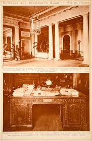 White House Oval Office Desk by Ny Times Original Rotogravures 1923 U2014 Sports Including Baseball