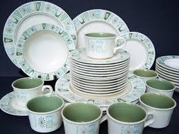 vintage dinnerware part 3 the vintage