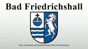 Bad Friedrichshall Bad Friedrichshall Youtube