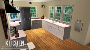 the sims 2 kitchen and bath interior design mod the sims thulian no cc