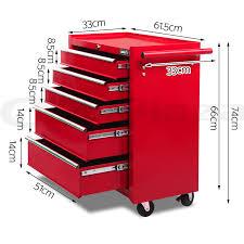 tool box giantz 5 6 8 9 14 15 drawer mechanic tool box cabinet garage chest