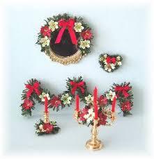 Mini Christmas Tree Decorations Uk dolls jewellery miniature christmas trees dolls house