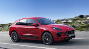 2017 porsche macan turbo red images car images