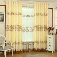 Exam Room Curtains Champagne Satin Curtains Blackout Curtain For Living Room