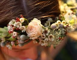 crowning floral spray 12 best flower crowns images on floral crowns flower