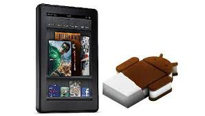 is kindle an android device how to install android ics and switch launchers in kindle