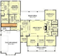 Floor Plans With Bonus Room Plan 51762hz Budget Friendly Modern Farmhouse Plan With Bonus