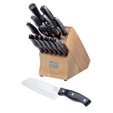chicago cutlery kitchen knives chicago cutlery 15 pc metropolitan cutlery set