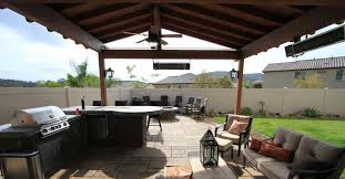 Backyard Designs Outdoor Living Rooms And Backyard Ideas The - Concrete backyard design ideas