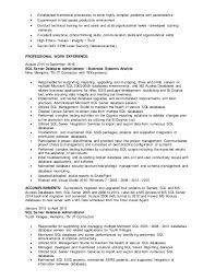 Sql Server Dba Resume Sample by James A Ashmore Dba Resume