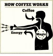 Coffee Meme Images - how coffee works coffee energy magic energy meme on me me
