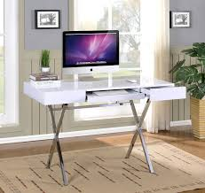 White Lacquer Desk by Tables Safavieh Kaplan Modern White Desk This White Lacquer Desk