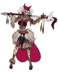 witch doctor and voodoo doll costume diablo 3 cosplay the witch doctor by makeupsiren on deviantart
